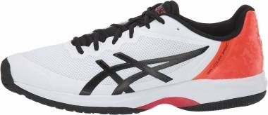 Asics Gel Court Speed - WHITE/BLACK