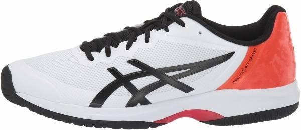 Asics Gel Court Speed - WHITE/BLACK