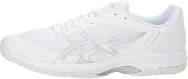 Asics Gel Court Speed - White Silver (E800N0193)