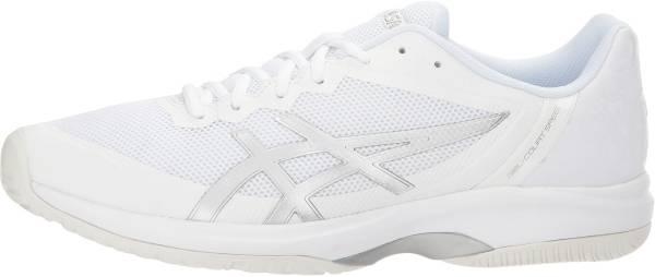 Asics Gel Court Speed - White Silver (E800N0193)