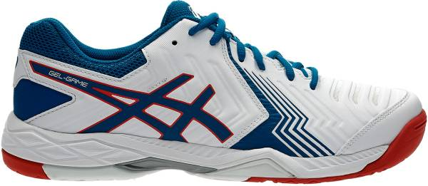 Asics Gel Game 6 - White Race Blue