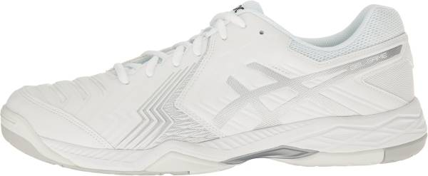 Asics Gel Game 6 - White/Silver (E705Y0193)