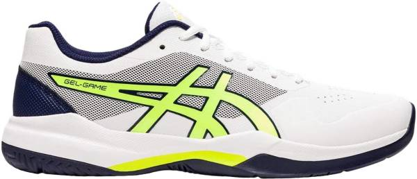 Asics Men's Yellow Multi Sport Non Marking Shoes
