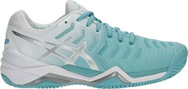 Asics Gel Resolution 7 Clay - Blue (E752Y1493)