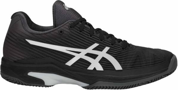 Asics Solution Speed FF Clay - Black / Silver