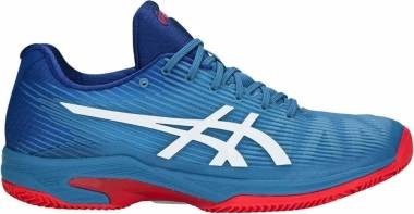 Asics Solution Speed FF Clay - Azure / White (1041A004400)