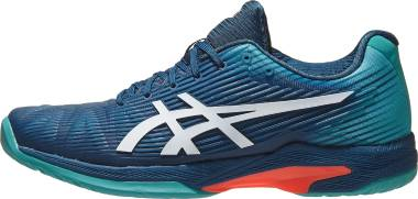 Asics Solution Speed FF Clay - bleu/blanc (1041A004407)
