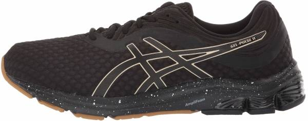 Asics Gel Pulse 11 Winterized - Black/Putty (1011A707001)