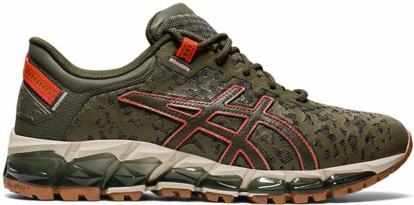 Asics Gel Quantum 360 5 Trail - Green (1021A268300)