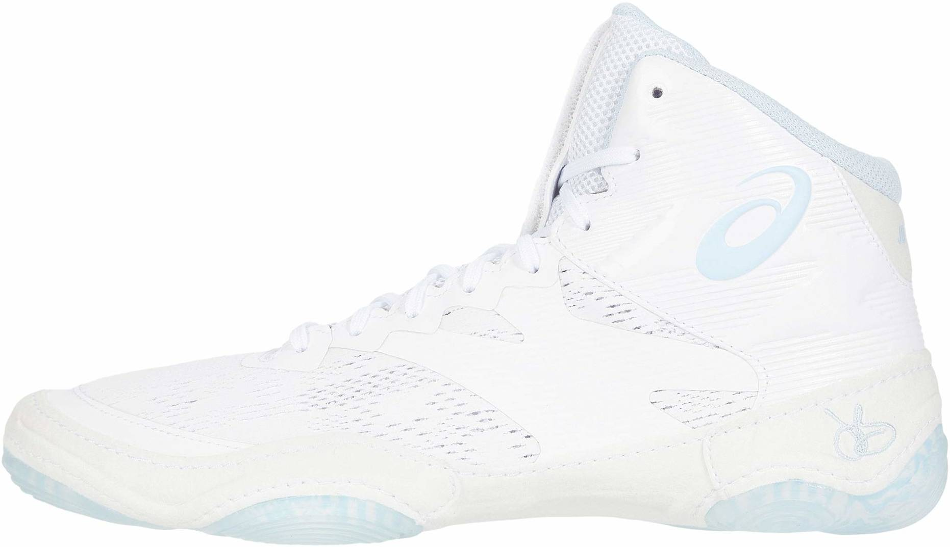 Save 21% on White Wrestling Shoes (14
