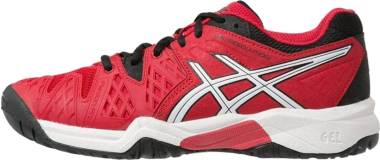 Asics Gel Resolution 6 - Fiery Red/Black/White