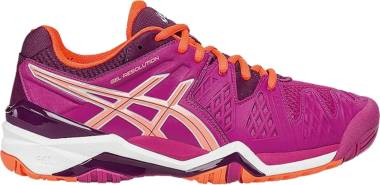 Asics Gel Resolution 6 - Berry Flash Coral Plum (E550Y2106)