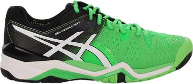 Asics Gel Resolution 6 - Green (E500J8590)