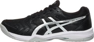 Asics Gel Dedicate 6 - Black White (1041A074002)