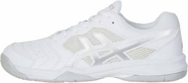 Asics Gel Dedicate 6 - WHITE/SILVER (1041A074101)