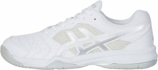 Asics Gel Dedicate 6 - WHITE/SILVER