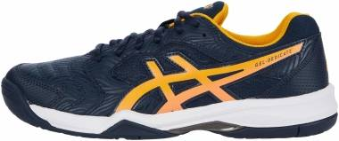 Asics Gel Dedicate 6 - French Blue/Amber (1041A074405)