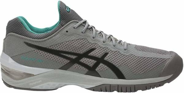 Asics Gel Court FF - Aluminum / Dark Grey / Lapis (E700N9695)