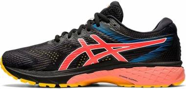 Asics GT 2000 8 Trail - Black Sunrise Red (1011A671004)
