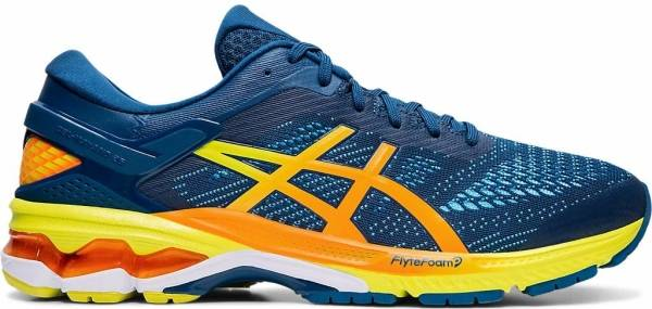 Asics Gel Kayano 26 SP - Mako Blue Sour Yuzu