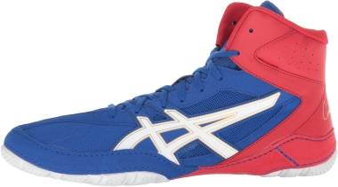 Asics Cael V8.0 - Asics Blue-Red-White (1081A002400)