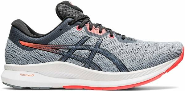 Asics EvoRide - Sheet Rock / Flash Coral (1011A792020)