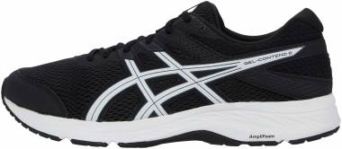 Asics Gel Contend 6 - Black / White (1011A667003)