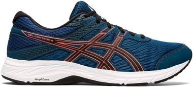 Asics Gel Contend 6 - Mako Blue Sunrise Red (1011A667402)
