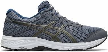 Asics Gel Contend 6 - Carrier Grey/Directoire Blue (1011A667024)