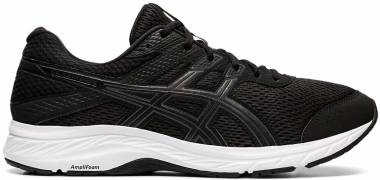 Asics Gel Contend 6 - Black/Carrier Grey (1011A6671011)