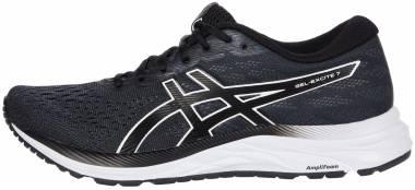 Asics Gel Excite 7 - Black/White (1012A5621012)