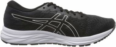 Asics Gel Excite 7 - Black White (1011A657001)