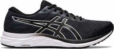 Asics Gel Excite 7 - Black/White (1011A656001)