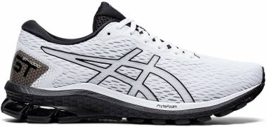 Asics GT 1000 9 - White/Black (1011A770100)