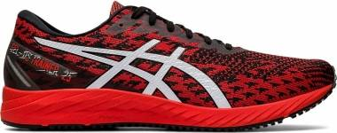 Asics Gel DS Trainer 25 - Fiery Red / White (1011A675600)