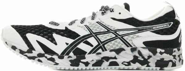 Asics Gel Noosa Tri 12 - BLACK/WHITE