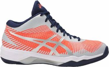 Asics Volley Elite FF MT - Navy Blue