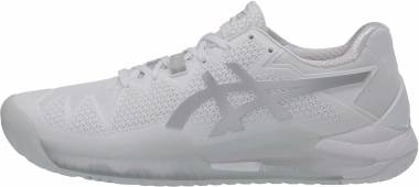 Asics Gel Resolution 8 - White (1041A079100)