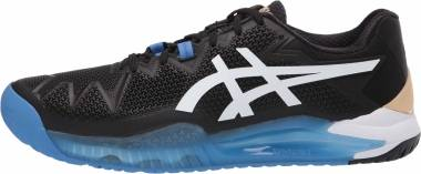 Asics Gel Resolution 8 - Black (1041A079001)