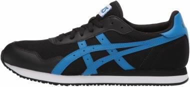 Asics Tiger Runner - Black/Electric Blue (1191A207004)