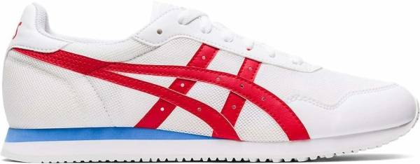 Asics Tiger Runner - White / Classic Red (1191A207104)