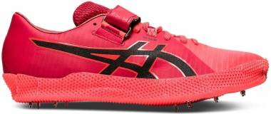 Asics High Jump Pro 2 - Sunrise Red Black (1093A043701)