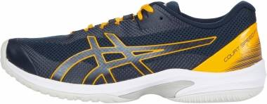Asics Court Speed FF - French Blue/Amber (1041A092403)