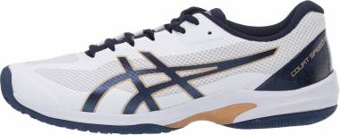 Asics Court Speed FF - White (1041A092103)