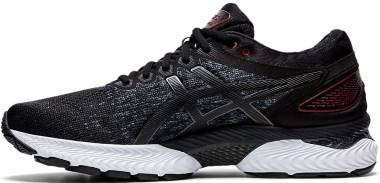 Asics Gel Nimbus 22 Knit - Black (1011A794002)