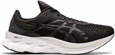 Asics Novablast - Black / Carrier Grey (1011A681002)