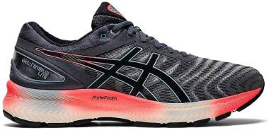 Asics Gel Nimbus Lite - Carrier Grey/Black (1011A782020)
