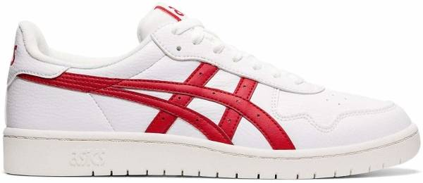 Asics Japan S - White / Speed Red (1191A212100)