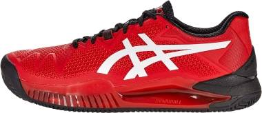 Asics Gel Resolution 8 Clay - Red (1041A076601)