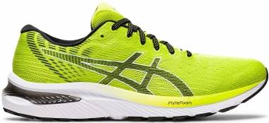 Asics Gel Cumulus 22 - Lime Zest / Black (1011A862300)